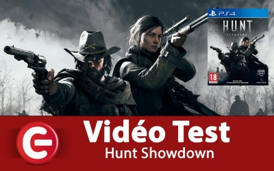 Test vidéo [VIDEO TEST] Hunt Showdown sur PS4, Une bonne surprise ?